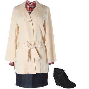 Travelsmith jacket, medium